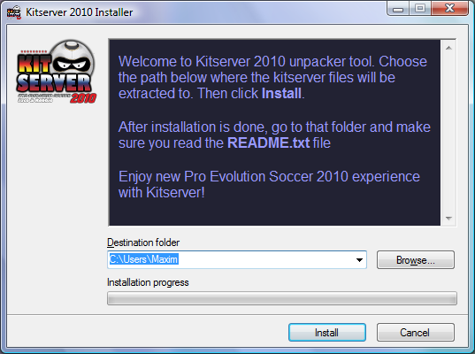 How to add gdb kits in kitserver 12 (pes 12)[hd 720p] youtube.